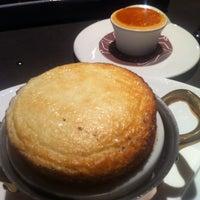 Photo taken at Sergi Arola Restaurante by Irene A. on 2/15/2013
