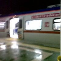 Photo taken at KTM Line - Rawang Station (KA10) by Dyeng K. on 12/29/2012