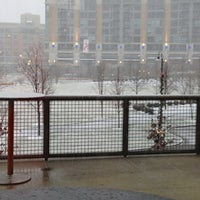 Photo taken at Midtown Crossing at Turner Park by Sara A. on 12/19/2012