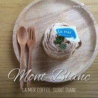 รูปภาพถ่ายที่ La Mer Coffee โดย Pawin Y. เมื่อ 7/30/2014