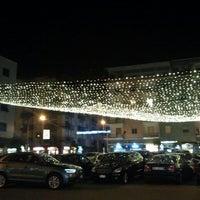 Photo taken at Piazza Carlo Bilotti (Ex Piazza Luigi Fera) by Antonio B. on 1/2/2013