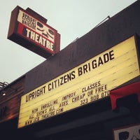 Photo taken at Upright Citizens Brigade Theatre by Frank L. on 4/14/2013