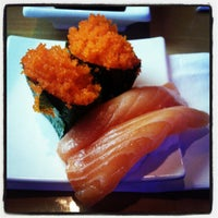 Photo taken at Octopus Japanese Restaurant by Frank L. on 12/2/2012