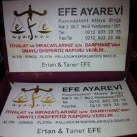 "Photo taken at Efe Ayarevi by ""Süleyman""◻️◼️◻️ on 4/23/2013"
