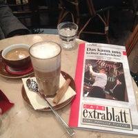 Photo taken at Cafe Extrablatt by Jeff T. on 12/21/2014