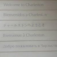Photo taken at Charleston Visitor Center by Jeff T. on 6/5/2013