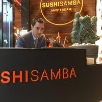 Foto tomada en Sushi Samba por Jeff T. el 10/1/2017