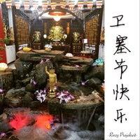 Photo taken at Vihara Buddhayana by RinzQF on 6/6/2015