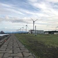 Photo taken at JAXA能代多目的試験場 by たかさご た. on 8/18/2017