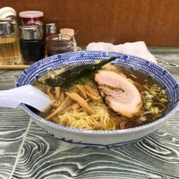 Photo taken at 麺家 大勝軒 by たかさご た. on 8/17/2017