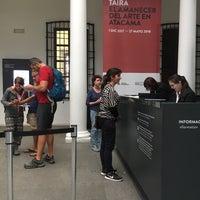 Foto scattata a Museo Chileno de Arte Precolombino da José Ignacio S. il 4/6/2018