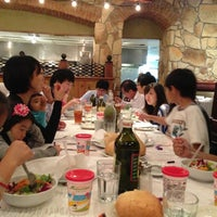 Photo taken at Romano's Macaroni Grill by John on 5/25/2013