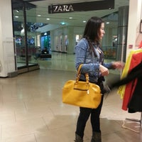 Photo taken at Zara by Edgard G. on 5/4/2014