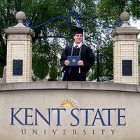 Photo taken at Kent State University by Kristina C. on 5/13/2013