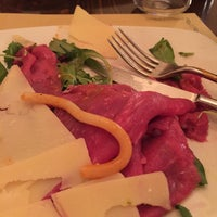 Photo taken at Osteria de' Medici by Pilar on 7/23/2015