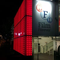 Photo taken at BFI Southbank by Ahmed on 5/16/2013