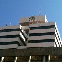 Photo taken at Palacio Federal by Iris A. on 12/5/2012