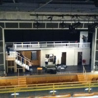Photo taken at Sorenson Center for the Arts by Jen H. on 10/20/2012
