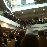 Photo taken at Olin Hall by Jen H. on 10/19/2012