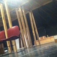 Photo taken at Sorenson Center for the Arts by Jen H. on 10/16/2012