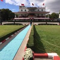 Photo taken at Ankara Eski Hipodrum/AKM by Atilla on 10/29/2015