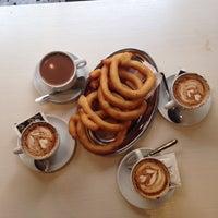 Foto tomada en Tejeringo's Coffee por Veronika C. el 5/4/2017