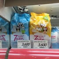 Photo taken at LOTTE Mart by Hyuk S. on 2/24/2015