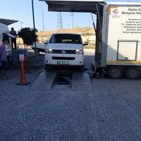 Photo taken at Gezici Araç Muayene İstasyonu by Samet Karagülle on 6/18/2014