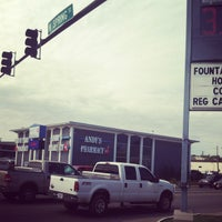 Photo taken at Andys Pharmacy by Nic on 10/11/2012