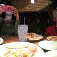 Photo taken at Grazies Italian Grill by Karen W. on 10/21/2012
