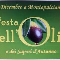 Foto scattata a pro loco montepulciano da Ufficio Turistico M. il 11/22/2012