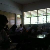 Photo taken at SMA GIKI 2 Surabaya by Savira A. on 10/31/2012
