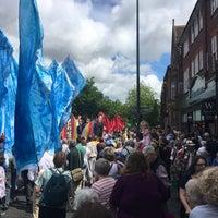 Photo taken at St Peter's Street by Gareth M. on 6/24/2017