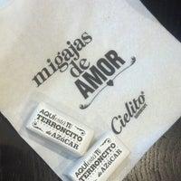 Photo taken at Cielito Querido Café by Aramara M. on 7/26/2013
