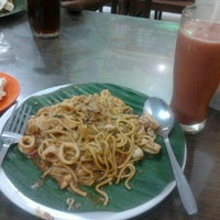 Photo taken at Mie Razali by sinicky c. on 11/22/2012
