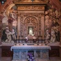 Photo taken at Basilica di San Domenico by Lucka H. on 9/21/2012