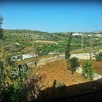 Photo taken at Deir Jareer by Mohamed A. on 3/13/2013