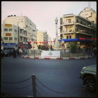 Photo taken at Deir Jareer by Mohamed A. on 3/12/2013