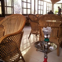 Photo taken at Baron Cafe by Mohamed A. on 4/3/2013