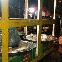 Photo taken at Shyamoli Bus Stand by Anwar K. on 9/24/2012