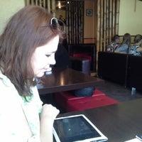 """Das Foto wurde bei Бар-ресторан """"АБВГДейка"""" von Katrin R. am 7/13/2013 aufgenommen"""