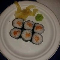 Photo taken at sushi Letňany by Z V. on 1/2/2013