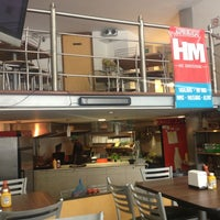 Photo taken at Hamburguesas HM by Fernando C. on 1/22/2013