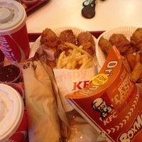 Photo taken at KFC by Vassia I. on 4/24/2013