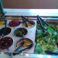 Photo taken at Souper Salad by Tyler H. on 8/9/2013