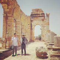 Photo taken at Moulay Idriss by April Joy C. on 7/10/2014