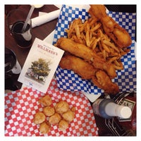Photo taken at Willman's Fish & Chips by April Joy C. on 11/26/2014
