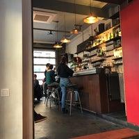 Photo taken at Café La Pompe by Regan d. on 4/18/2017