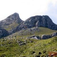 Photo taken at Serra de na Rius by Alberto S. on 12/15/2012