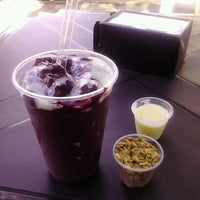 Photo taken at Açaí e Cia by Diogenes A. on 10/18/2012